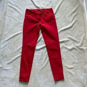 Th Limited Size 0 Straight Dress Pants